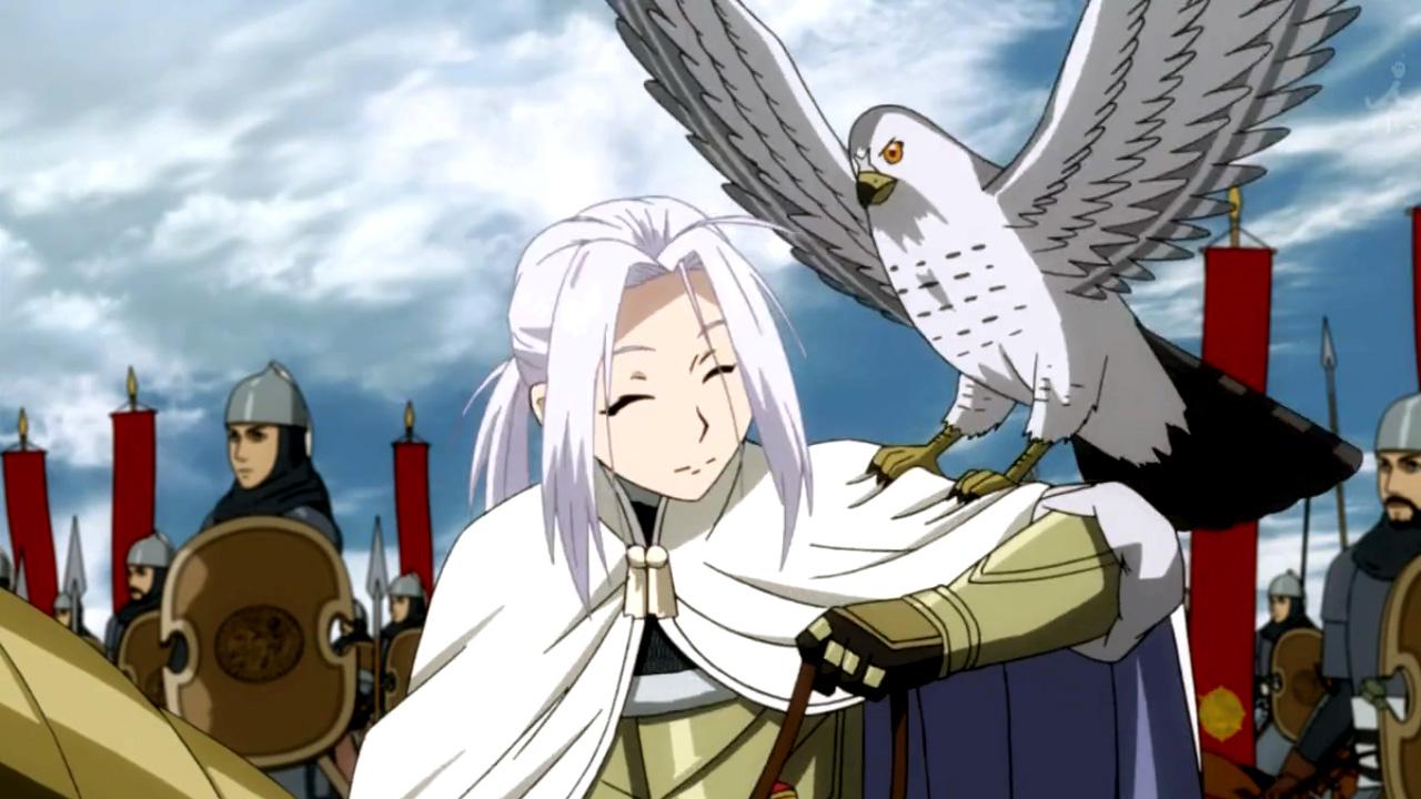 Arslan, The Heroic Legend of Arslan