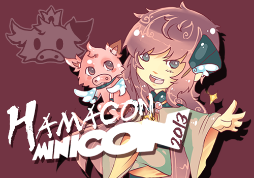 Limited HAMACON Hoodies for sale
