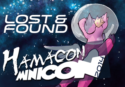 Thanks for coming to Hamacon 5!