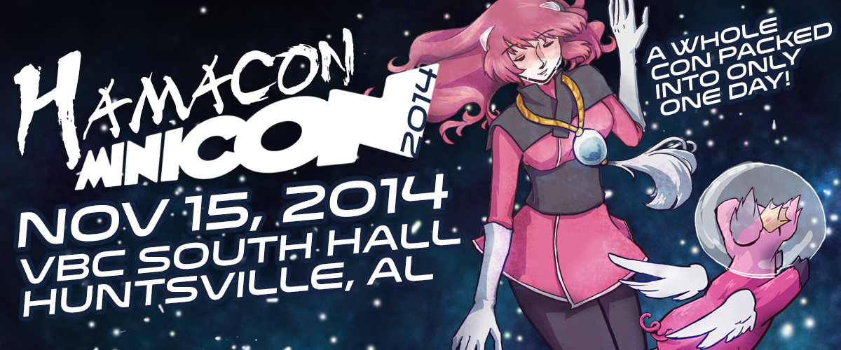 TA-DA! The Mini Con Schedule