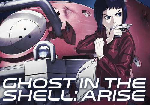 Ghost in the Shell: Arise Screening!