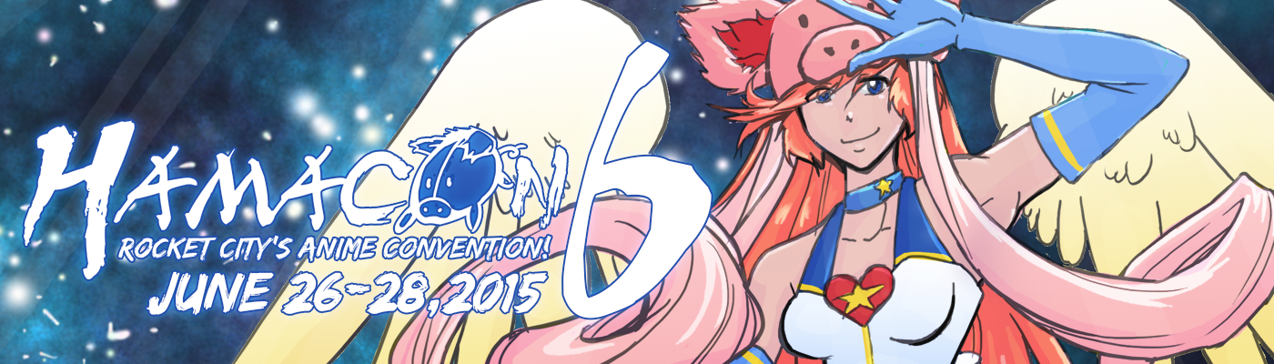 HAMACON | Huntsville & Madison Anime Convention