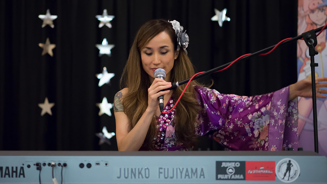 Junko Fujiyama